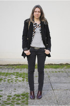 & other stories jeans - hm trend H&M jacket