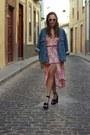 H-m-dress-bershka-sandals