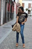 Primark jeans - Primark t-shirt