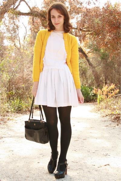 yellow httpstoresebaycomTwitchVintage cardigan - white httpstoresebaycomTwitchVi