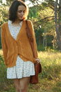 Gold-httpstoresebaycomtwitchvintage-cardigan-beige-thrifted-urban-outfitters-d