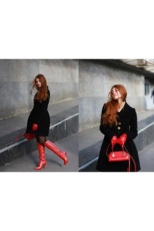 MaxMara boots - Cromia bag