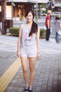 Pakita-clamores-top-emoda-bag-sly-shorts-michael-kors-watch