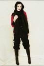 Black-sigerson-morrison-boots