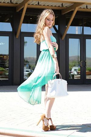 UrbanOG dress - UrbanOG bag - UrbanOG pumps - UrbanOG necklace