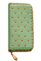 studded VA wallet