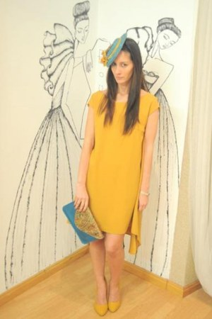 Boret dress - LeLn bag - The Holly and Molly accessories