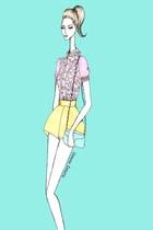 Vanessa Datorre Illustration accessories