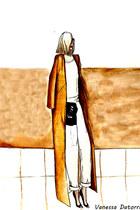 nicole campre jacket - vanessa datorre accessories