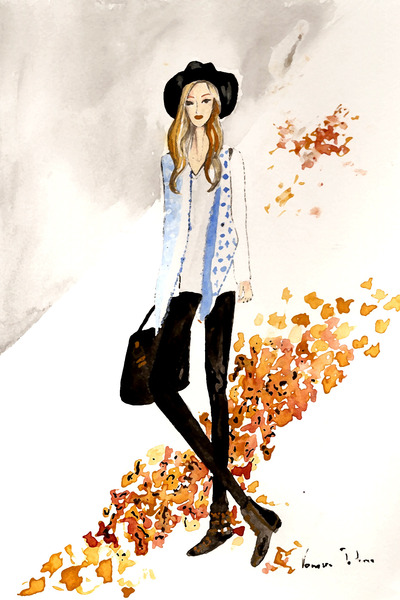 Chloe boots - Louis Vuitton scarf - Givenchy bag - vanessa datorre accessories