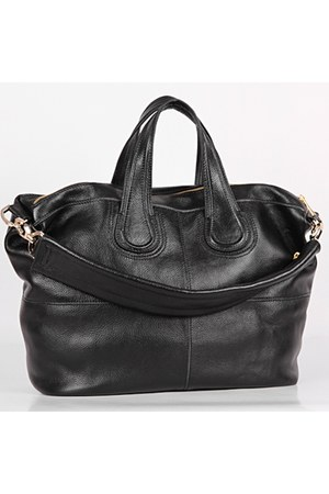 black VForRevolution bag