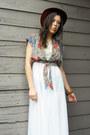 Brown-doc-martens-boots-white-vintage-dress-viral-threads-vintage-blouse