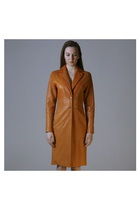 Orange-gianni-versace-coat