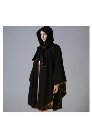 black Mondi coat
