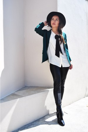 forest green Ralph Lauren blazer