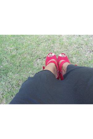 convertible dress - martofchina sandals