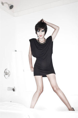 from Yogyakarta Indonesia accessories - its a top but i wear it as a dress from