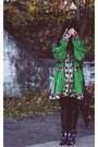 Star-boots-tommy-hilfiger-boots-sequin-vintage-jacket