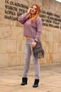 Kitten-boots-newyorker-jeans-zaful-sweater-amiclubwear-bag