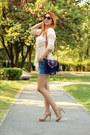 Blue-amiclubwear-bag-jeans-twinkledeals-shorts-beige-twinkledeals-top