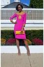Rumahkaftancitra-dress-new-look-bag