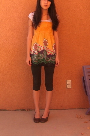 top - pants - shoes - sweater - shirt