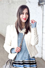 Light-blue-rag-bone-sweater-ivory-zara-blazer