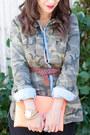 Olive-green-zara-jacket-black-michael-kors-jeans-light-orange-jcrew-bag