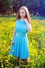 Sky-blue-edressy-dress
