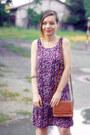 Amethyst-oviesse-dress-bronze-maxwell-scott-bag