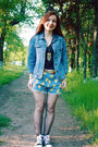 Sky-blue-denim-choies-shorts-bronze-romwe-necklace