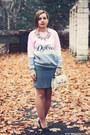 Light-pink-dealsale-sweatshirt-heather-gray-dealsale-skirt