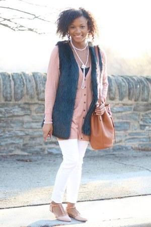 Old Navy bag - Sheinside vest