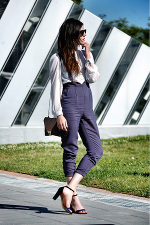 Brussosa bag - Massimo Dutti sandals - asos pants