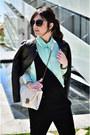 Persunmall-shirt-brussosa-bag-miu-miu-sunglasses-zara-romper-zara-flats