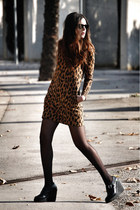 Little Leopard Dress