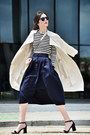 Zara-shoes-h-m-coat-zara-top-vintage-skirt