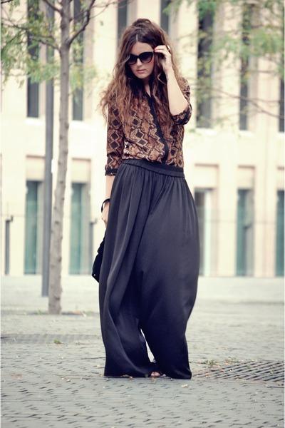 Zara pants - Zara shirt