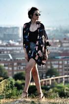 kimono Love jacket - jacket