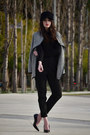 Sheinside-cardigan-maison-martin-margiela-wedges-zara-pants