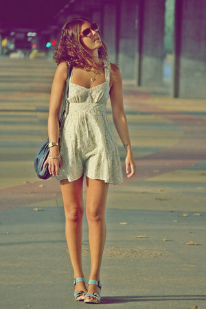Forever 21 dress - leather Bershka clogs