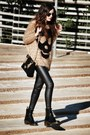 Patent-leather-dr-martens-boots-sheinside-sweater-zara-leggings