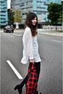Chicnova-jacket-oasap-shirt-zara-heels