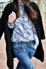Jolly-chic-coat-h-m-hat-zara-shirt-patent-leather-uterque-heels
