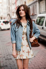 Cream-wholesale7-dress-sky-blue-wholesale7-jacket