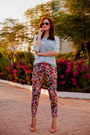 Sky-blue-stradivarius-shirt-hot-pink-koton-pants