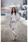Periwinkle-light-in-the-box-coat-white-mango-bag