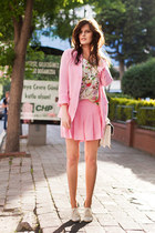 bubble gum Front Row Shop jacket - bubble gum Front Row Shop jacket