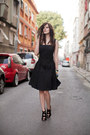 Black-let-them-stare-dress