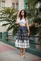black Chicwish skirt